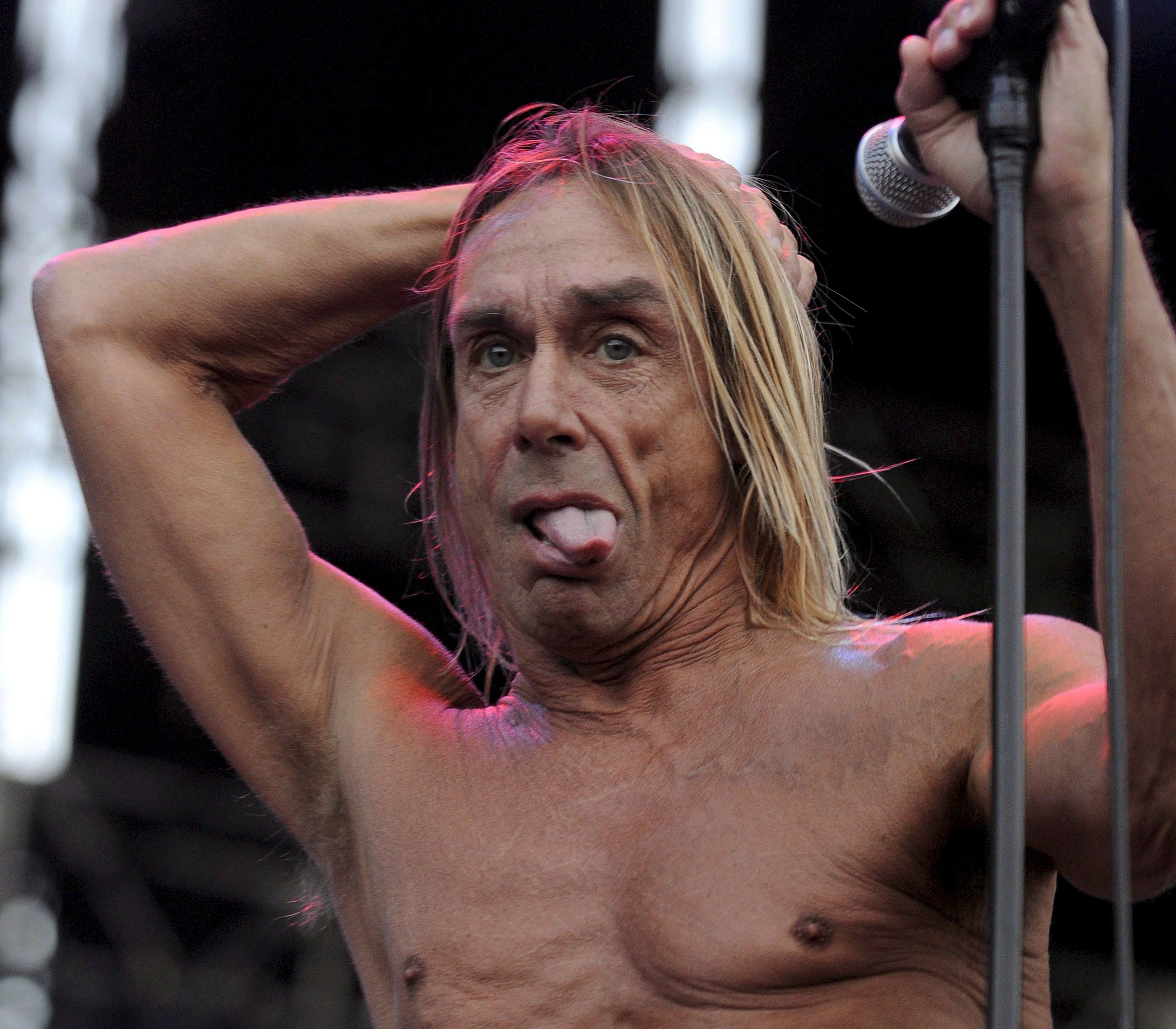 Iggy and The Stooges reveal new song Burn from Ready To Die