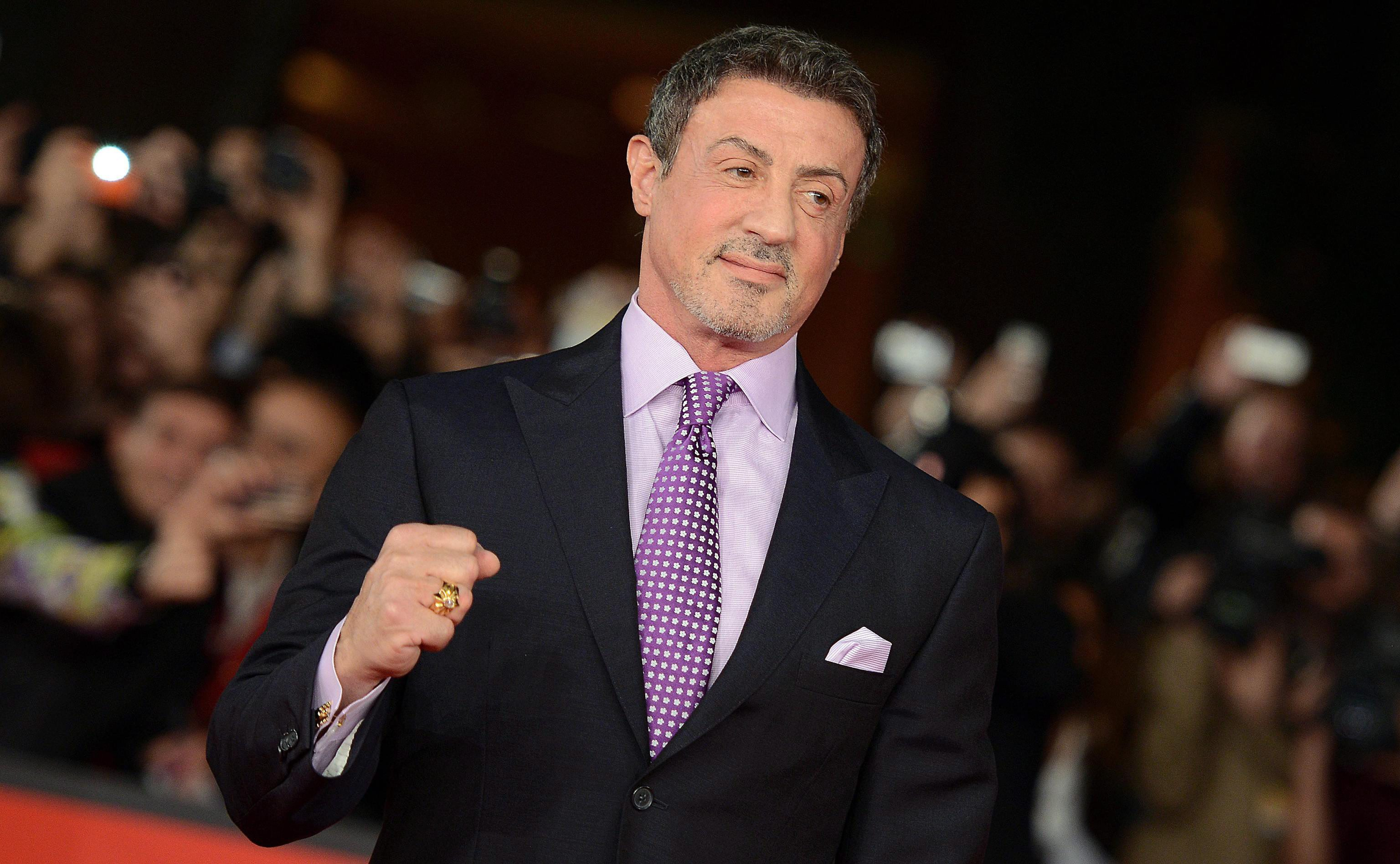 Sylvester Stallone hoping to 'get lucky with Jackie Chan' for The Expendables 3