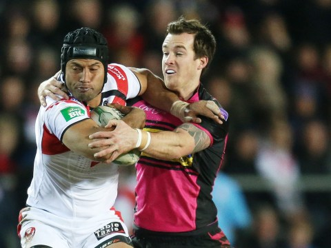 Francis Meli double not enough as St Helens lose 12-22 to Leeds