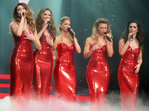 Emotional Girls Aloud finish Ten Tour as they reveal they've 'come to the end of our incredible time together'