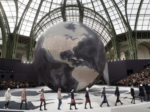 Chanel: The global brand at Paris Fashion Week