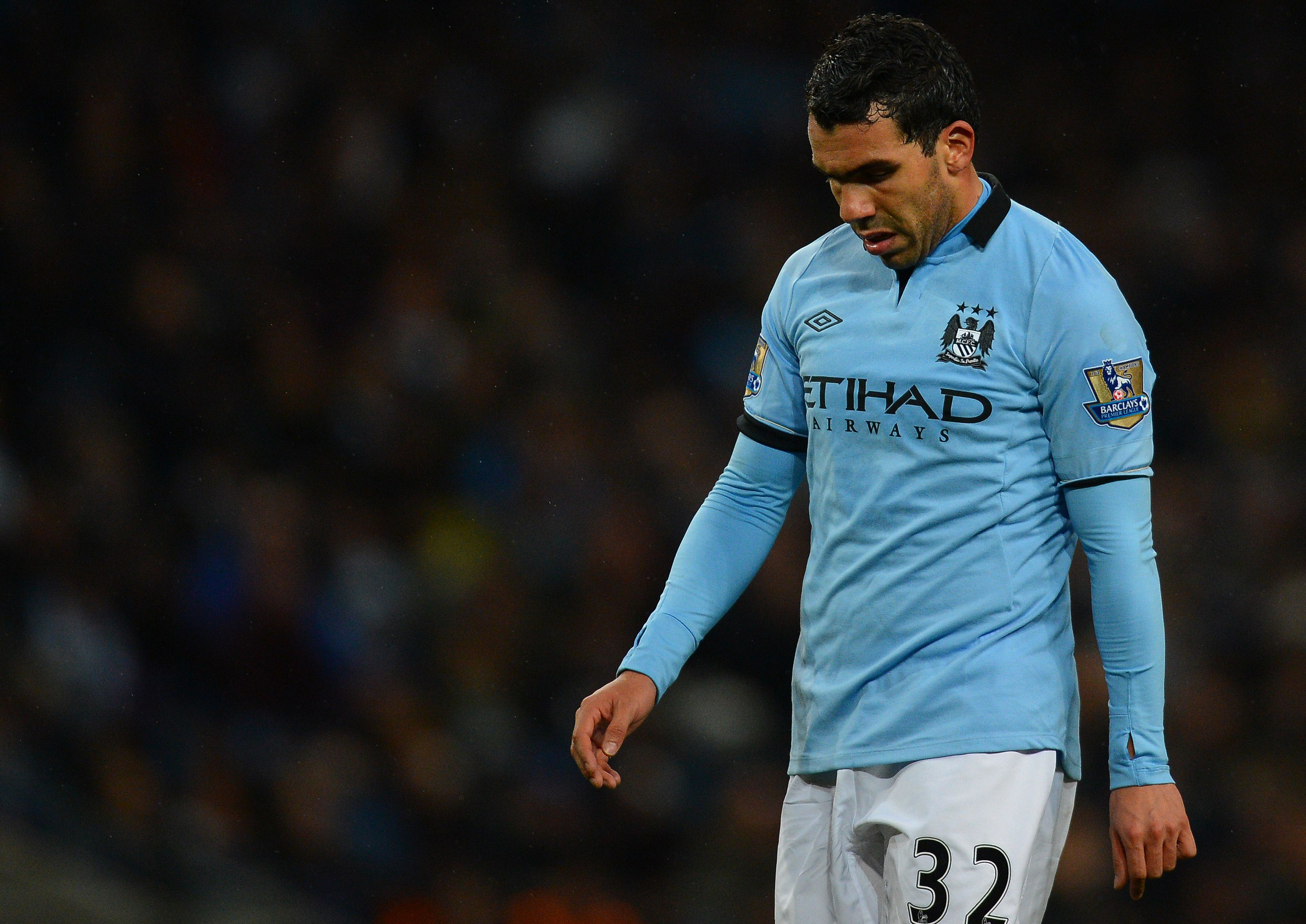 Manchester City's Argentinian forward Ca