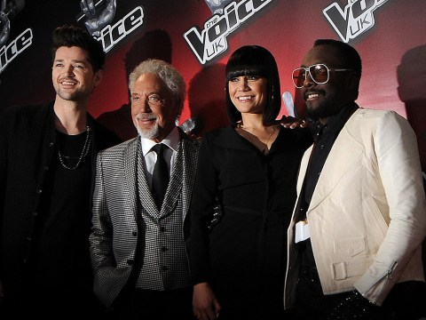 Danny O'Donoghue, Will.i.am and Jessie J hate it when The Voice acts sing their songs