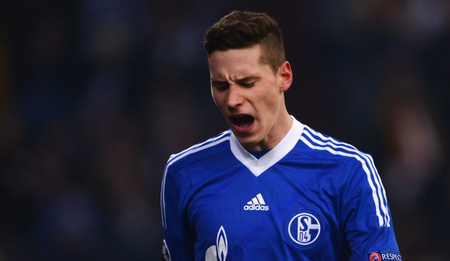 Arsenal want to sign Draxler (Picture: Getty)