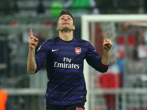 Gallery: Brave Arsenal miss out against Bayern Munich