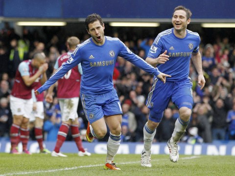 Gallery: Lampard scores 200th at Chelsea against West Ham United