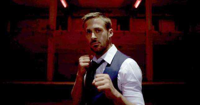 Ryan Gosling has hardly any dialogue in Only God Forgives (Picture: Lionsgate UK)