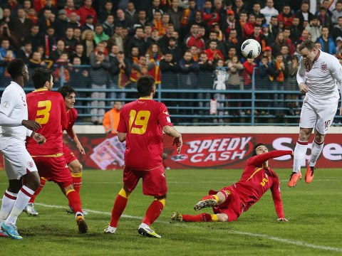Gallery: England draw 1-1 against Montenegro in World Cup Qualifier