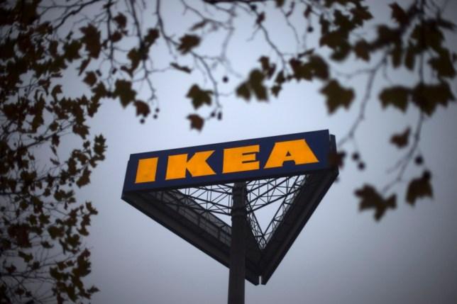 Ikea poo cake