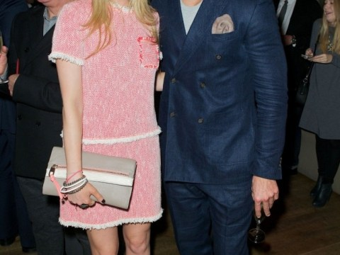 Laura Whitmore and David Gandy spark romance rumours after 'getting cosy at cocktail party'