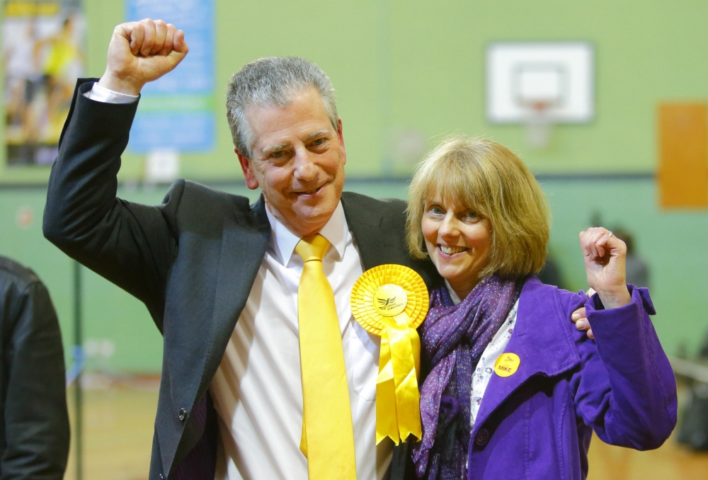 Gallery: Eastleigh by-election 2013