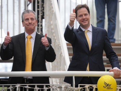 Nick Clegg hails 'stunning victory' for Lib Dems in Eastleigh by-election