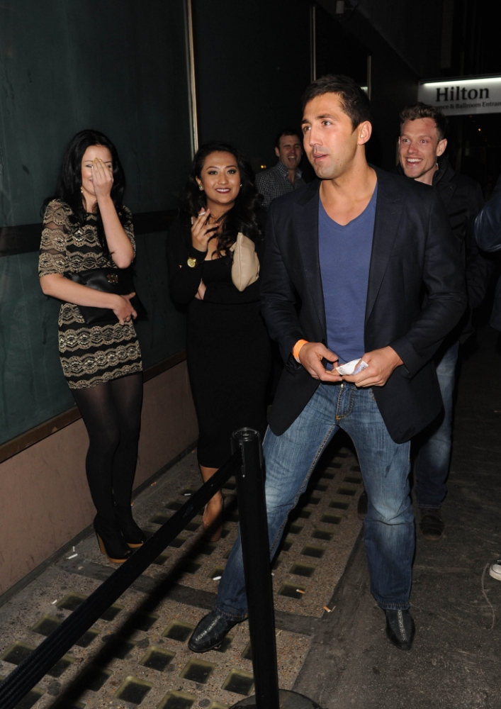 Gavin Henson 'rejected' from Girls Aloud party years after Cheryl Cole and Charlotte Church feud