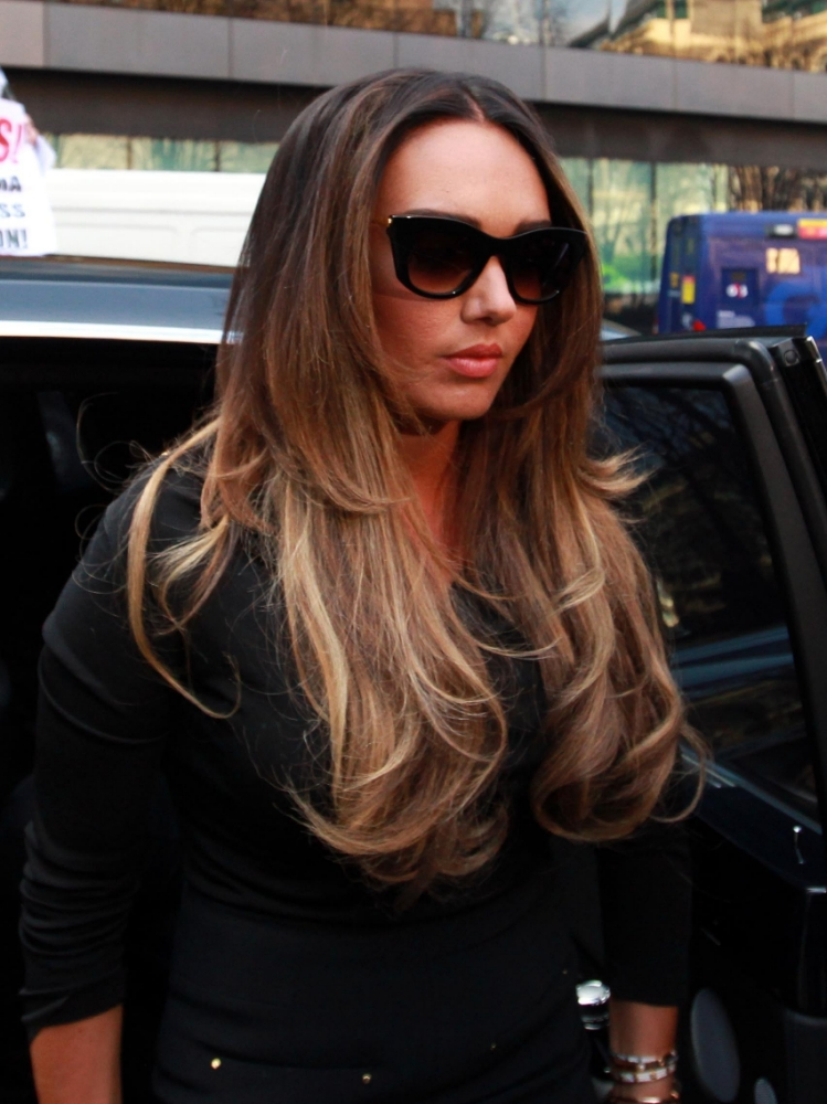 Tamara Ecclestone hits out at 'disgusting' ex-boyfriend after he's jailed for trying to blackmail her for £200,000