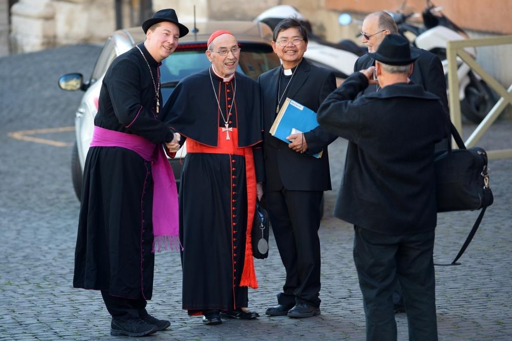 Fake cardinal attempts to gatecrash Vatican meeting