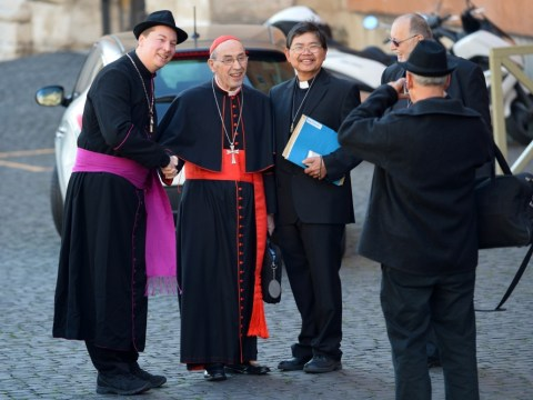 Fake cardinal attempts to gatecrash Vatican meeting