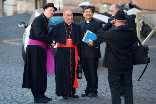 Fake cardinal at the Vatican