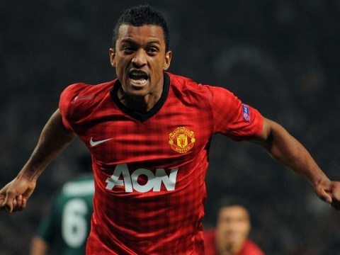 Arsenal front-runners to wrap up the transfer of Manchester United's Luis Nani