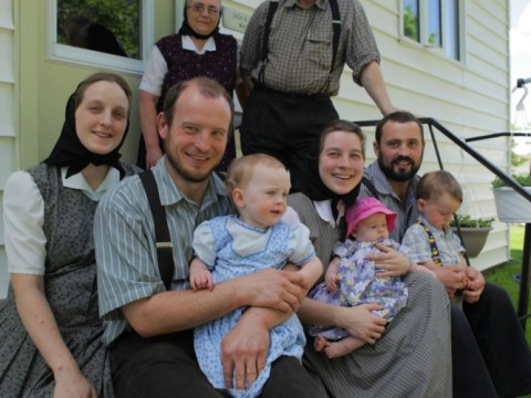 Life with the Hutterites came across as creepily claustrophobic