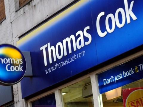 Travel firm Thomas Cook set to axe 2,500 jobs