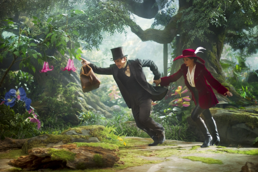 Sam Raimi's Oz The Great And Powerful is a homage with a heart