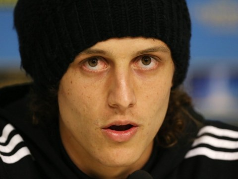 David Luiz: Chelsea hungry for Europa League glory