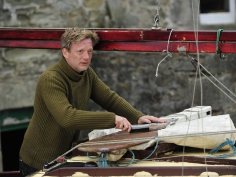 Shetland's one-dimensional characters paled against the intriguing landscape