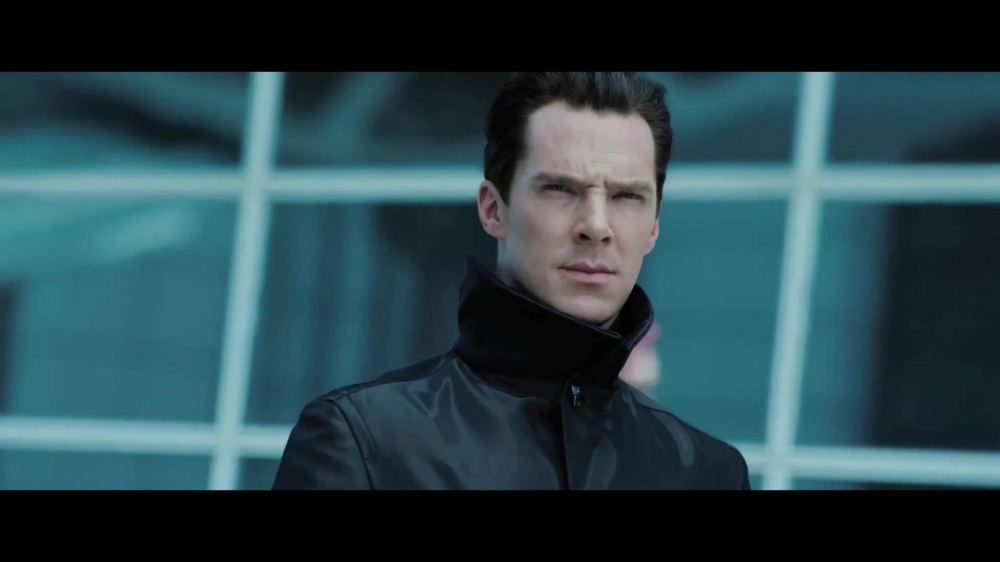 Benedict Cumberbatch plays a high profile role in the upcoming Star Trek Into Darkness