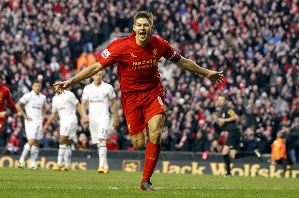 Steven Gerrard reaping the rewards of Brendan Rodgers' medical revolution