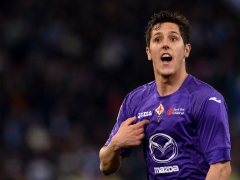 Stevan Jovetic happy with Arsenal and Manchester City link