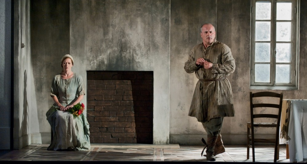 Medieval opera Written On Skin is superbly acted but fails to thaw the ice at the ROH