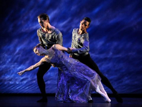Fernando Montaño: From Colombia's slums to a rising star of the ballet world
