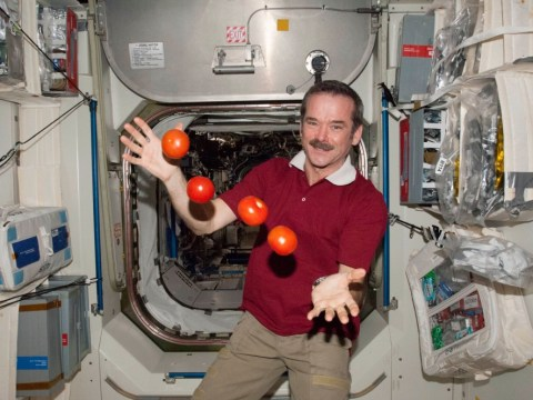 Commander Chris Hadfield's top 10 moments (or top 10 reasons why we love the Canadian astronaut)