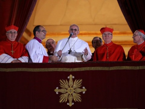 Pope Francis I: World should set off on path of love