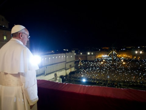 Pope Francis begins papacy with visit to Benedict XVI