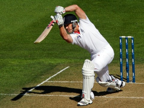 Gallery: Nick Compton and grandfather Denis in action