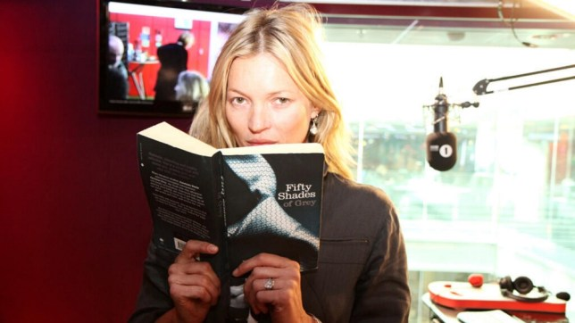 14 MAR 2013 KATE MOSS READING 50 SHADES OF GREY FOR COMIC RELEIF IN THIS GREAT CELEBRITY TWITTER PICTURE! BYLINE MUST READ : SUPPLIED BY XPOSUREPHOTOS.COM *XPOSURE PHOTOS DOES NOT CLAIM ANY COPYRIGHT OR LICENSE IN THE ATTACHED MATERIAL. ANY DOWNLOADING FEES CHARGED BY XPOSURE ARE FOR XPOSURE'S SERVICES ONLY, AND DO NOT, NOR ARE THEY INTENDED TO, CONVEY TO THE USER ANY COPYRIGHT OR LICENSE IN THE MATERIAL. BY PUBLISHING THIS MATERIAL , THE USER EXPRESSLY AGREES TO INDEMNIFY AND TO HOLD XPOSURE HARMLESS FROM ANY CLAIMS, DEMANDS, OR CAUSES OF ACTION ARISING OUT OF OR CONNECTED IN ANY WAY WITH USER'S PUBLICATION OF THE MATERIAL* *UK CLIENTS MUST CALL PRIOR TO TV OR ONLINE USAGE PLEASE TELEPHONE020 8370 0291 & +1 310 562 7073*