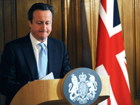 David Cameron stuns Leveson campaigners as he goes it alone on press reforms