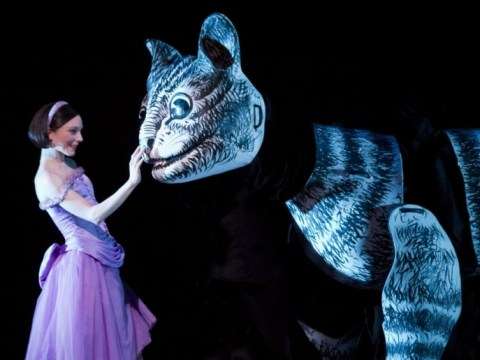 The Royal Ballet's Alice's Adventures In Wonderland is a visual feast