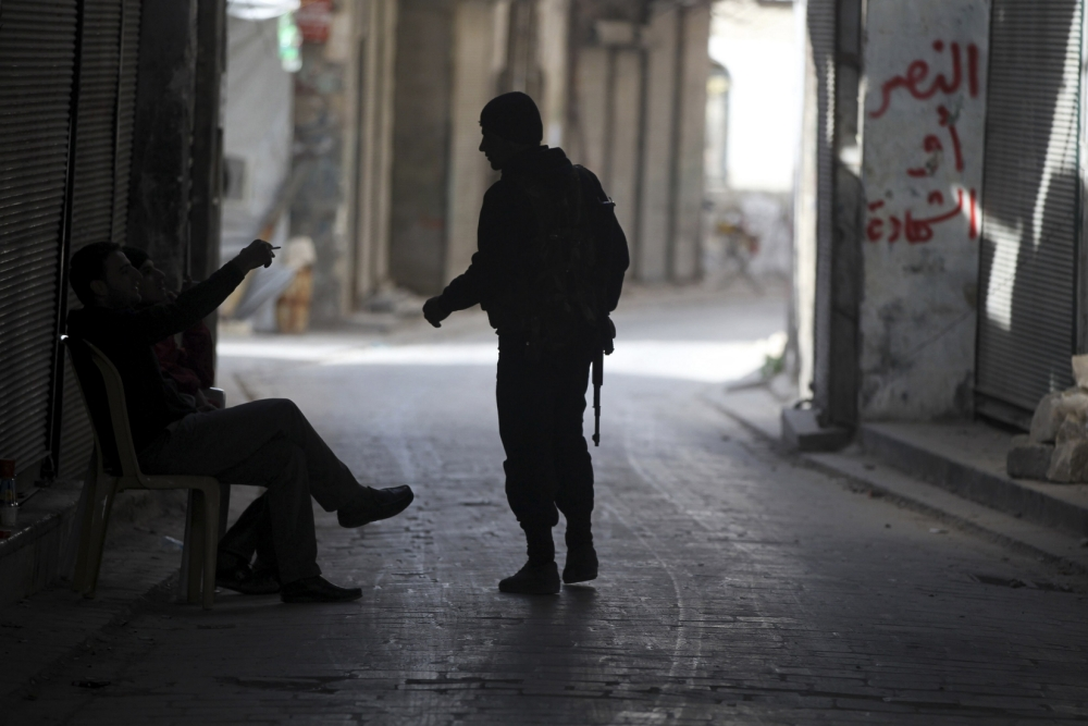 William Hague: Britain may defy Syria arms ban