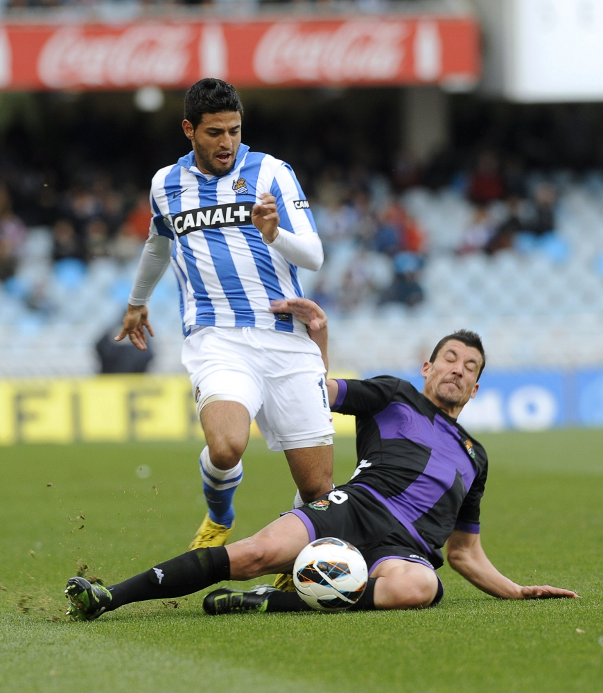 Carlos Vela not interested in making Arsenal return