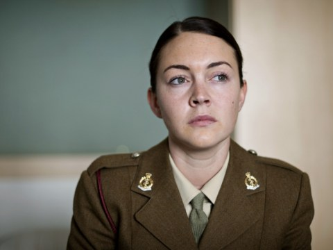 Lacey Turner: Army training for Our Girl was tough but it changed my life