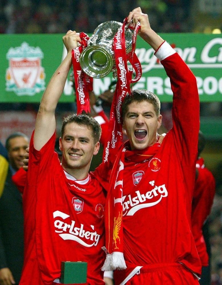 Jamie Carragher: I told Rafa Benitez to re-sign Michael Owen – he bought Andriy Voronin