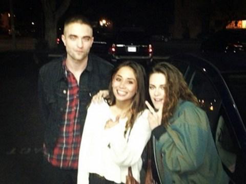Robert Pattinson and Kristen Stewart reunite after months apart for rare date night