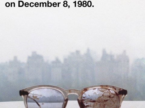 Yoko Ono tweets image of John Lennon's blood-stained glasses in bid to highlight US gun laws