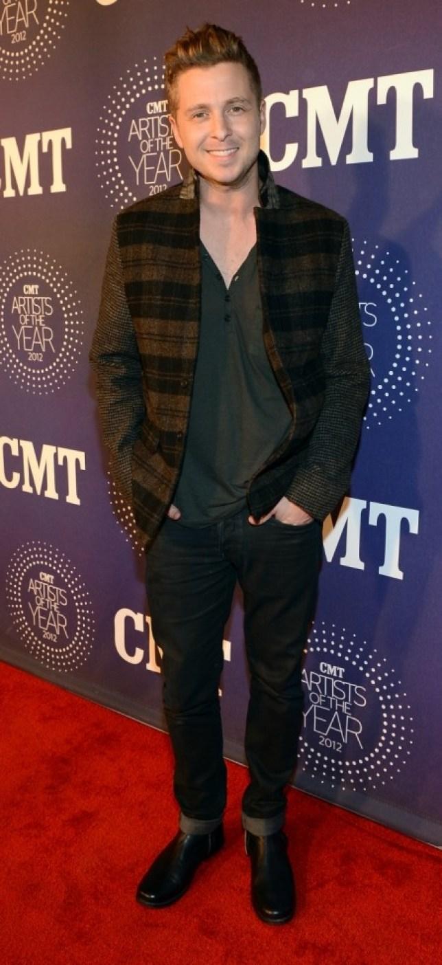 One Republic frontman Ryan Tedder