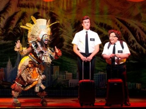 The Book Of Mormon breaks West End records in first week