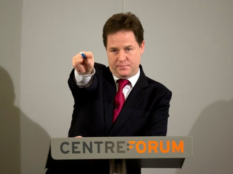 Clegg backtracks on illegal immigrant amnesty proposals