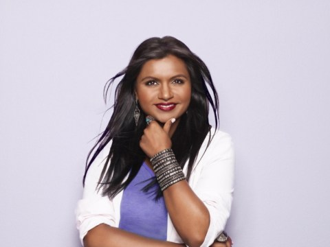The Mindy Project's saving grace is that she's laugh-out-loud funny