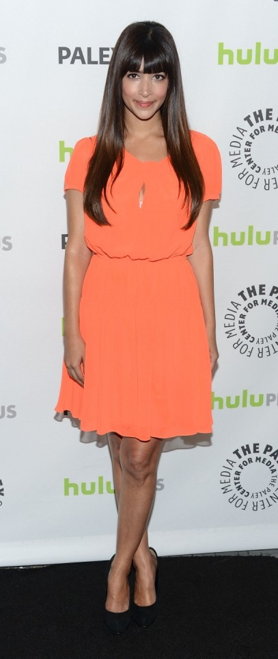 Hannah Simone: New Girl fans say they love men they are ashamed of, just like Cece